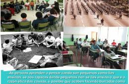 LOMCE, PISA y prácticas educativas