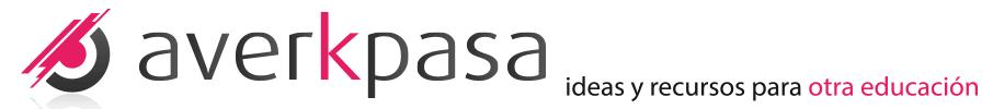 averKpasa: ideas y recursos para otra educación