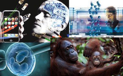 Sciences-techno-nature-ecology-human biology