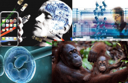 Sciences-techno-nature-ecology-human biology
