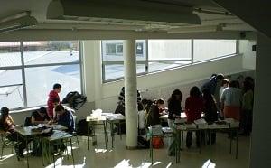 sentido en la escuela
